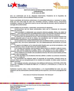 comunicado-1-coronavirus-imis-2020-marzo